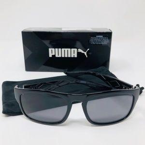 Puma Black Mens Sunglasses
